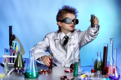 Химическая кухня — I