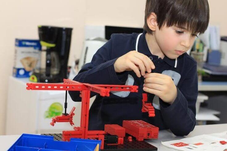 Мой район: В музее «ИнноПарк» запускают три новых курса для детей