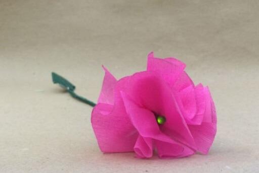 Дети@mail.ru: Делаем цветок со светодиодом