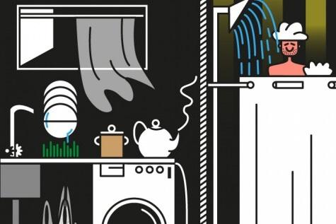 Сетевое издание M24.ru: Физика города: 23 простых способа экономии энергии в быту