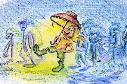 Сетевое издание M24.ru: Как влияет на человека перемена погоды