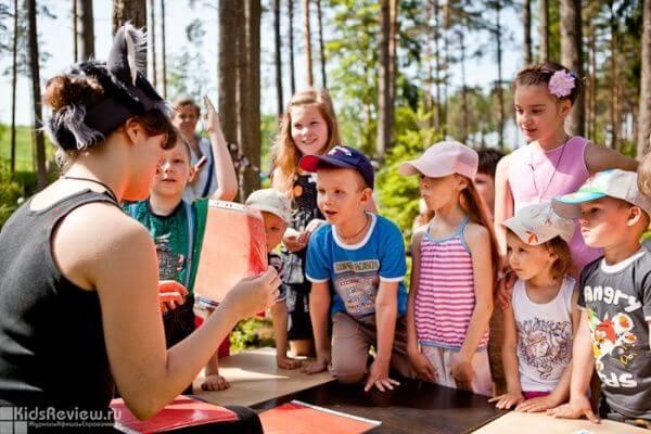 Портал Kidsreview.ru: Городские лагеря и программы для детей в Москве, лето 2015