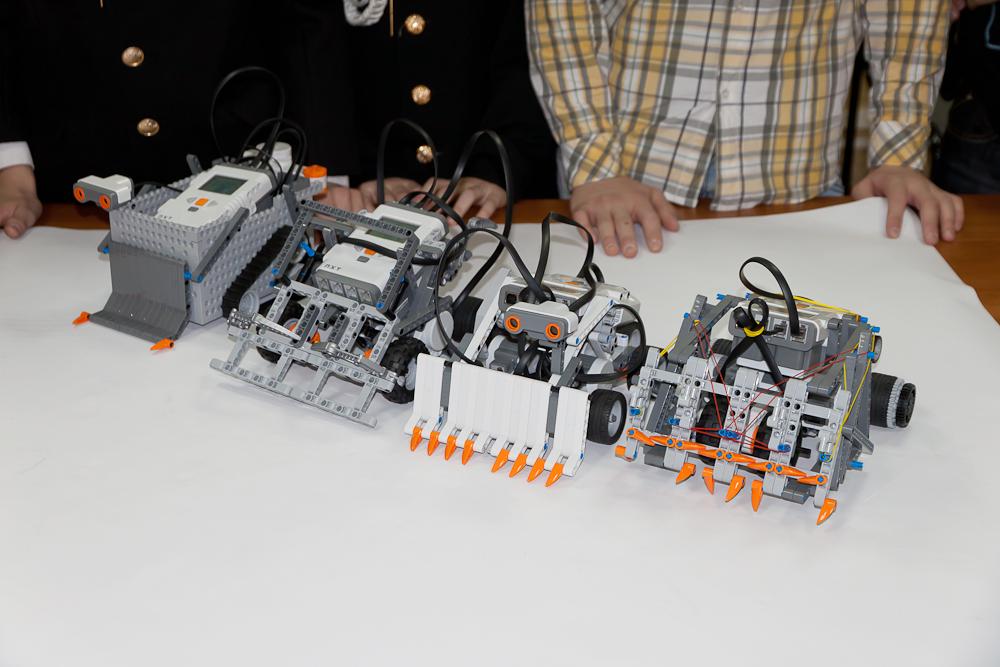 Робототехника Lego