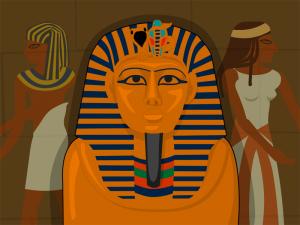 В поисках гробницы фараона