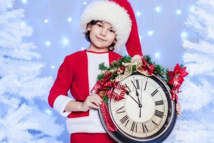 5 минут до Нового года